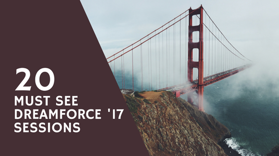 20 must see dreamforce sessions banner