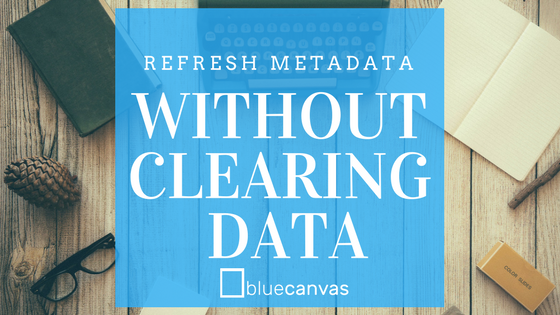 Salesforce metadata refresh