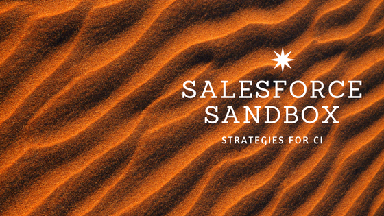 salesforce sandbox ci
