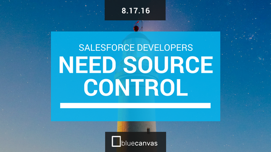 salesforce source control solution